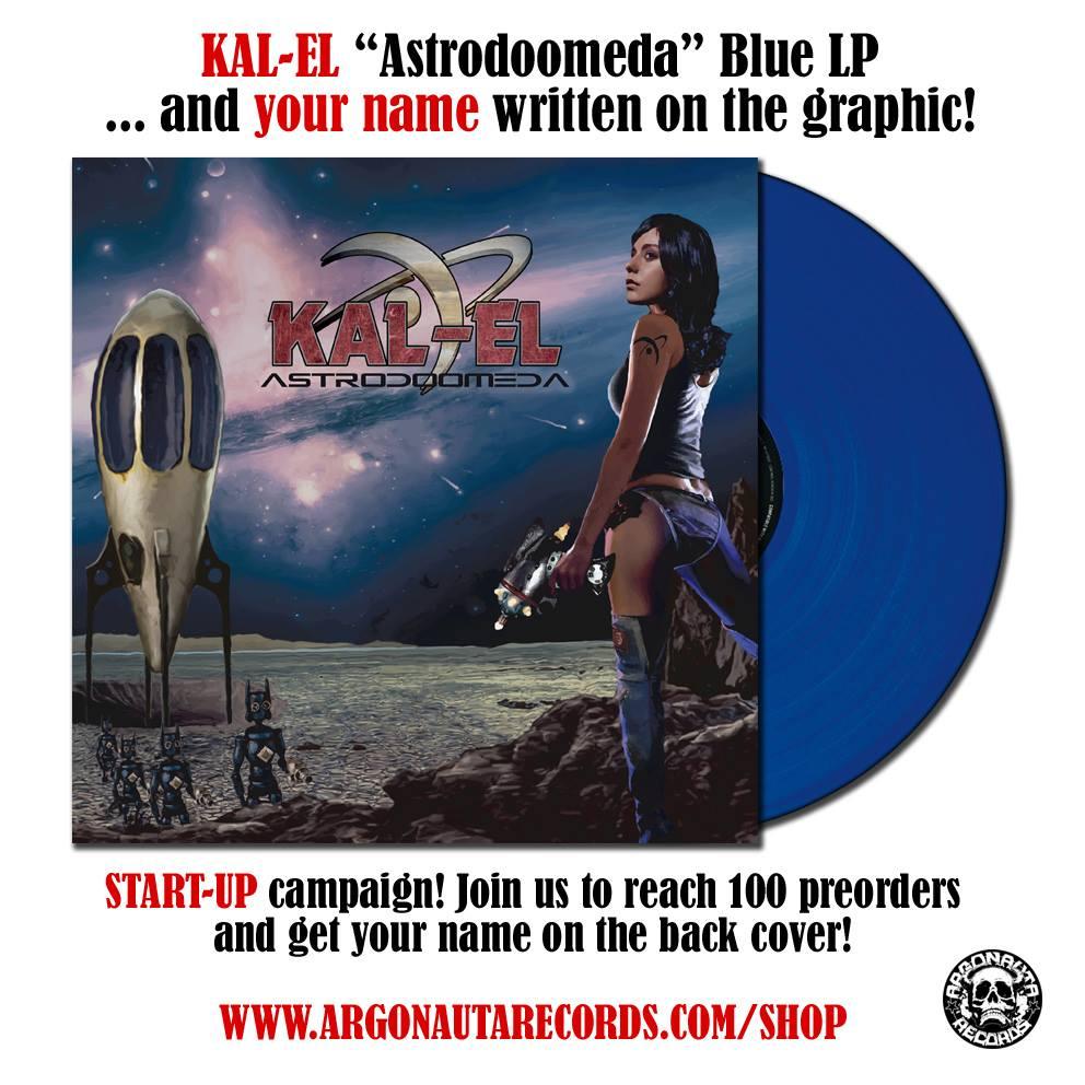 Kal-El Astrodomeeda LP